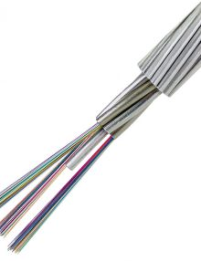Fiber Optical Binding Wire
