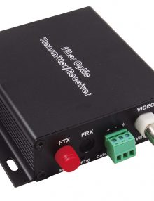 Single Channel Optical Fiber Transmitter